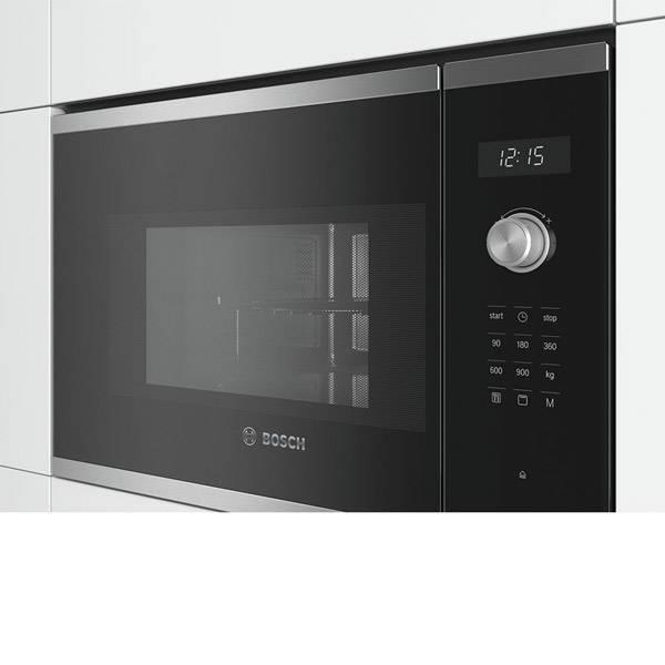 bosch bel554ms0b 25l built in microwave oven