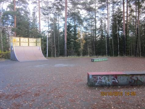 Hallila Skatepark