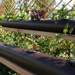 Gravity Feed Aquaponic Home Scale System
