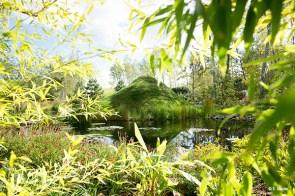 Hualu, Ermitage sur Loire - Che Bing Chiu, Parc du Goualoup