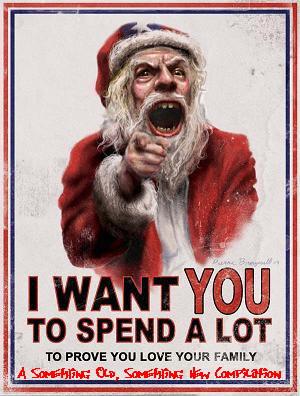 evil corporate santa