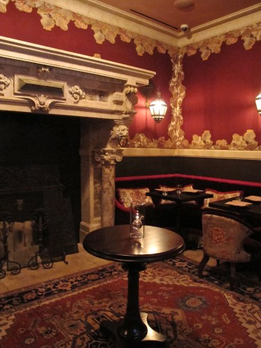 The Fireplace at the NoMad