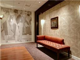 Elevator Lobby on restricted 7th floor