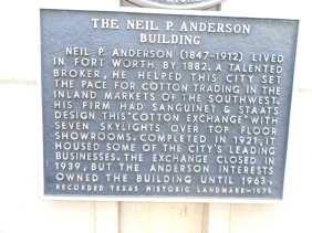 Neil P. Building history