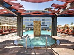 Montgomery Plaza Heated Pool