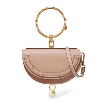 Chloe - Nile Bracelet Mini Shoulder Bag
