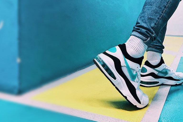 Iconic Retro Styles From Nike