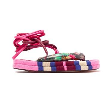 Isabel Marant - Elliam Ankle-Tie Sandals