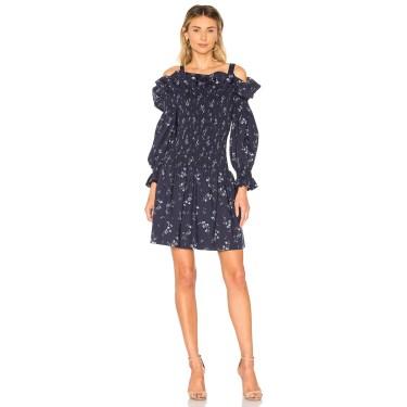 Rebecca Taylor - Francine Off Shoulder Dress