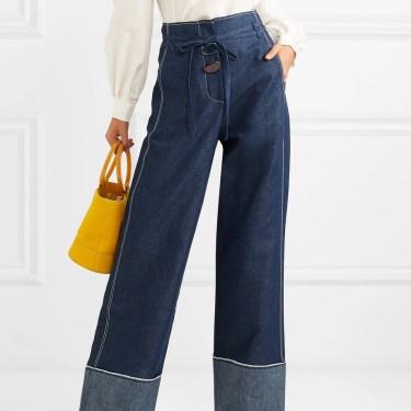 Rejina Pyo - Peyton high-rise wide-leg jeans