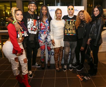 Shya L'amour, Prince Michael, Joy Young, Trina, Bobby Lytes, Supa Cindy, Michelle Pooch_preview