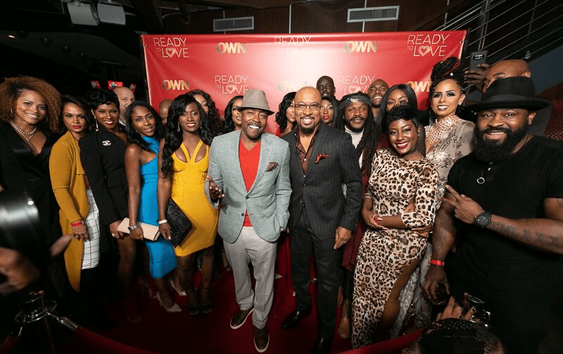 OWN Tvs Ready to Love Premiere Watch Party in Atlanta