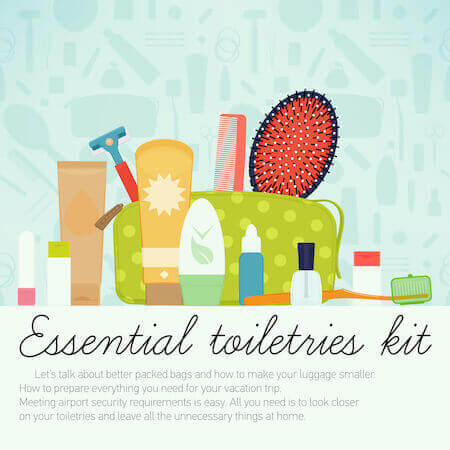 Essential Toiletries