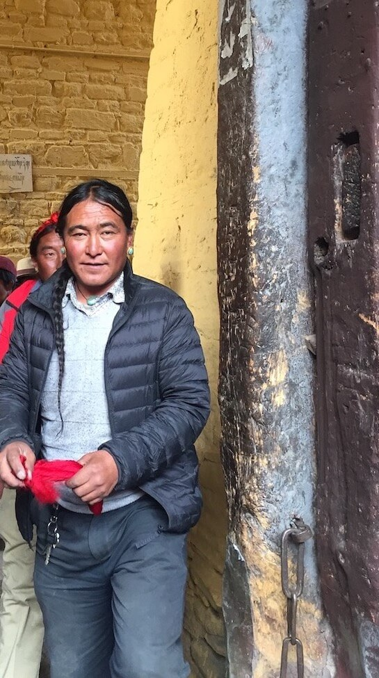 Beautiful Tibetans 1