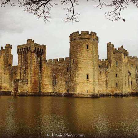 The Beautiful Bodiam Castle
