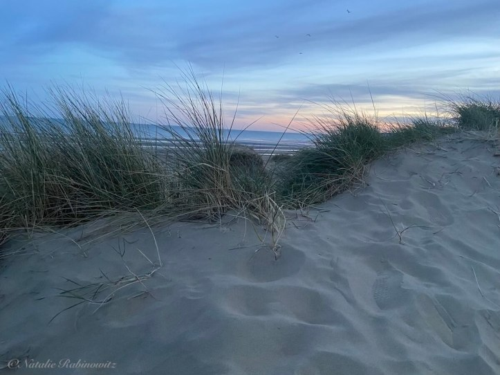 Camber Sands at Sunset 2