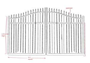 Bespoke gates new zealand