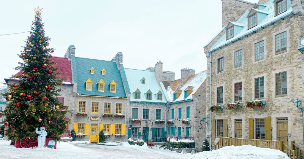 Thing to do in Quebec City in Winter