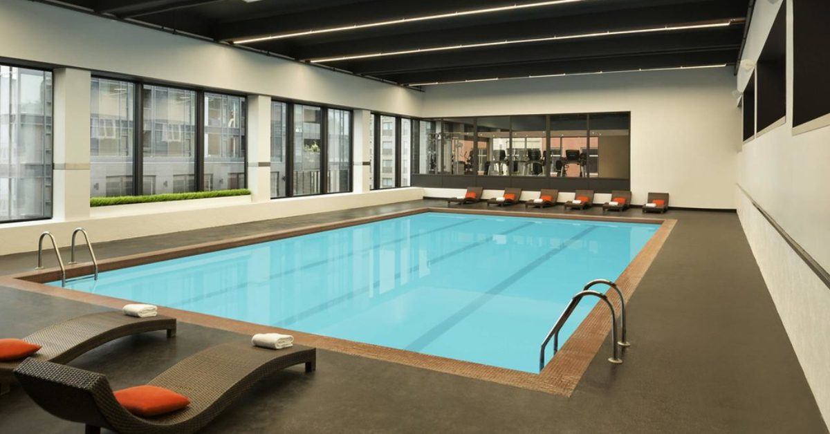 Check out these Quebec City Hotels with a Pool