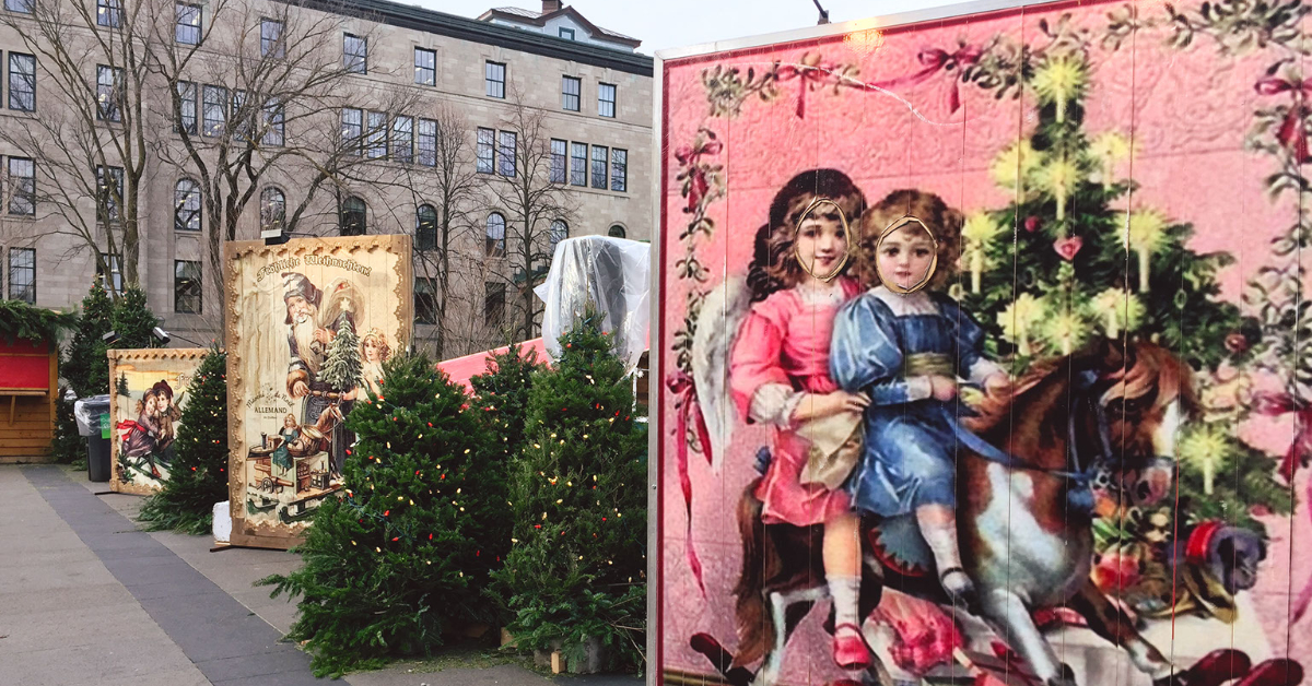 How to Have a Magical Christmas in Quebec City