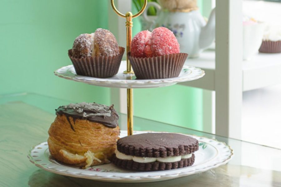 Favourite Patisseries in Montreal
