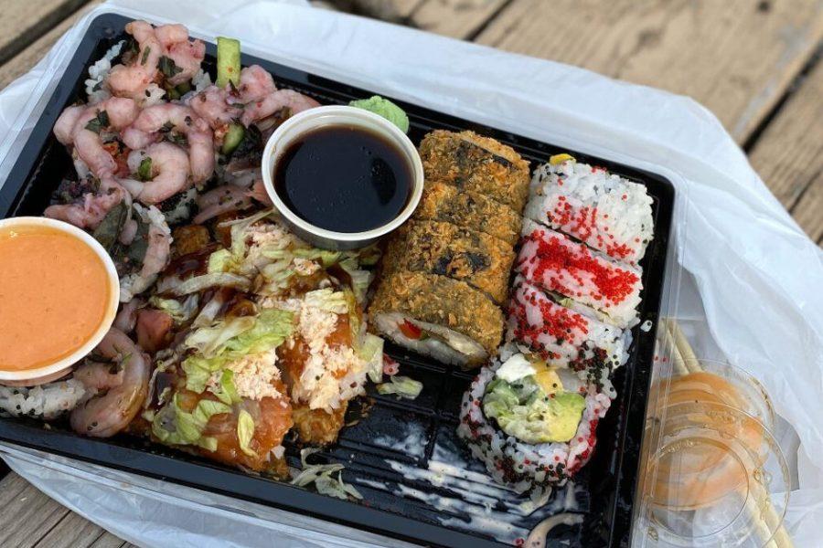 Miyagi Bistro Thai and Sushi in Limoilou, Quebec City