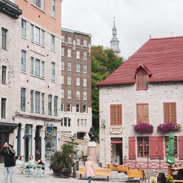 Why Visit Québec City?