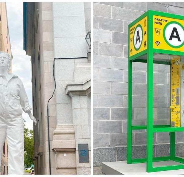 Les Passages Insolites: An Ephemeral Art Walk Through Québec City
