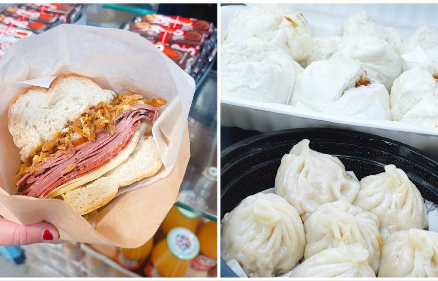 An Italian Sandwich, and Dim Sum - Some of the things in this Fat Girl's Guide to Eating in Ottawa