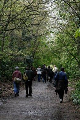 Apr N4: Parkland Walk