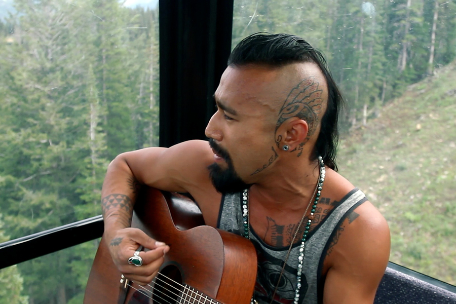 Mitakuye Oyasin! Nahko Sings Medicine For All Our Relations