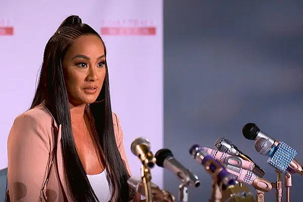CeCe Gutierrez of Basketball Wives. (Credit: VH1)