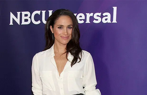 Meghan Markle attends a red carpet event. (Credit: Deposit Photos)