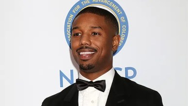 Michael B. Jordan (Credit: Deposit Photos)