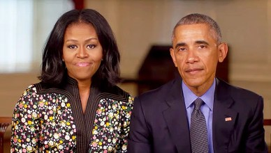 Michelle Obama and Barack Obama at White House (Credit: WhiteHouse.Gov)