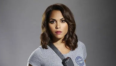 "Monica Raymund plays Gabriela Dawson on Season 6 of ""Chicago Fire."" (NBC)"