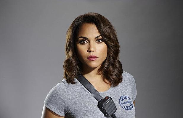 """Monica Raymund plays Gabriela Dawson on Season 6 of """"Chicago Fire."""" (NBC)"""