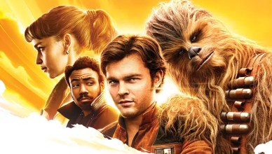 Solo A Star Wars Story Poster 2 (Credit: Disney/LucasFilm)