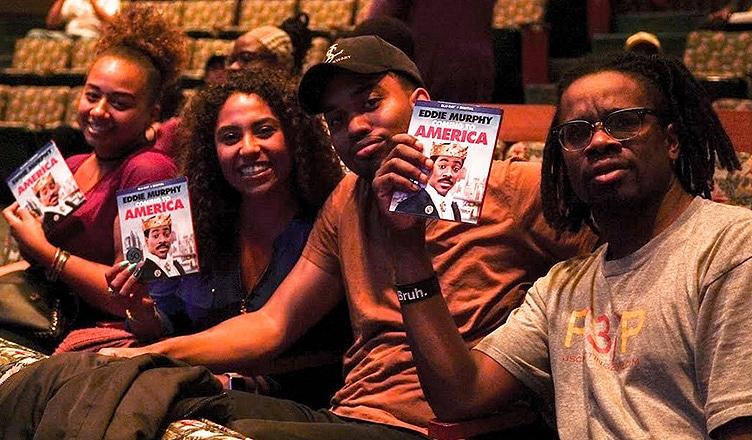 AAFCA Coming to America Screening (Credit: Courtesy: Etienne Maurice, WalkGood Media)