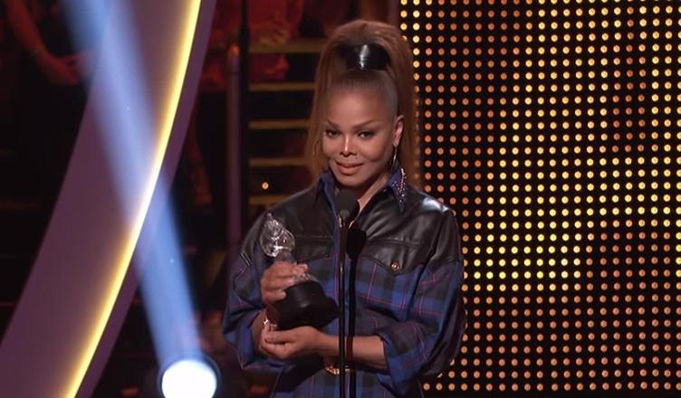 Janet Jackson at Radio Disney Awards (Credit: YouTube)