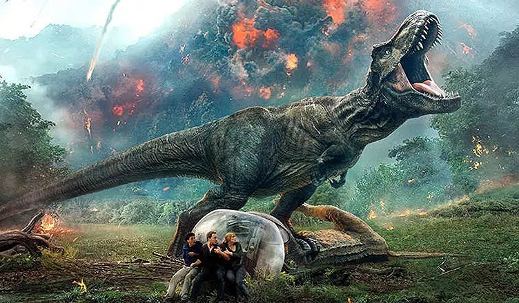 Jurassic World Fallen Kingdom (Universal Pictures)