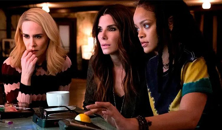 Ocean's 8 (Credit: Warner Bros.)