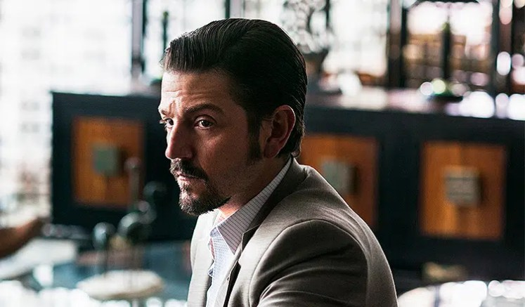 Diego Luna in Narcos Mexico (Credit: Netflix)