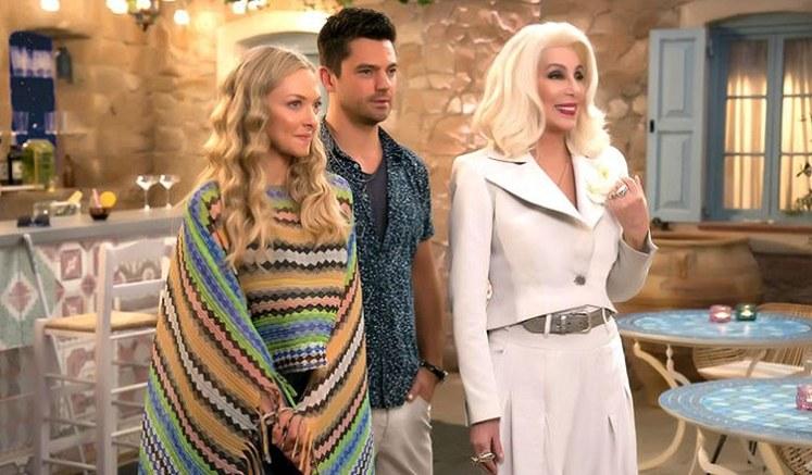 Mamma Mia! Here We Go Again (Universal Pictures)