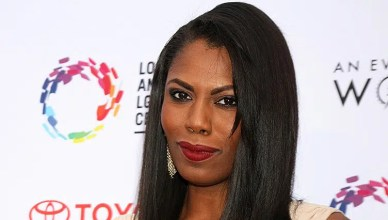 Omarosa Manigault-Newman Arrival (Credit: Deposit Photos)