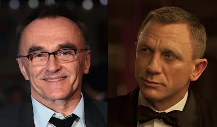 Danny Boyle and Daniel Craig (Deposit Photos and MGM)