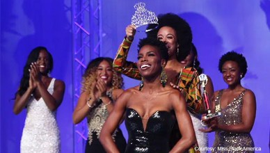 Miss Black America (Credit: Miss Black America)