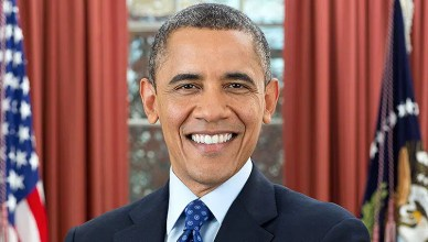 President Barack Obama (Credit: White House)
