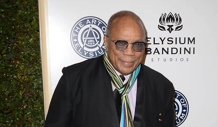 Quincy Jones (Credit: Deposit Photos)