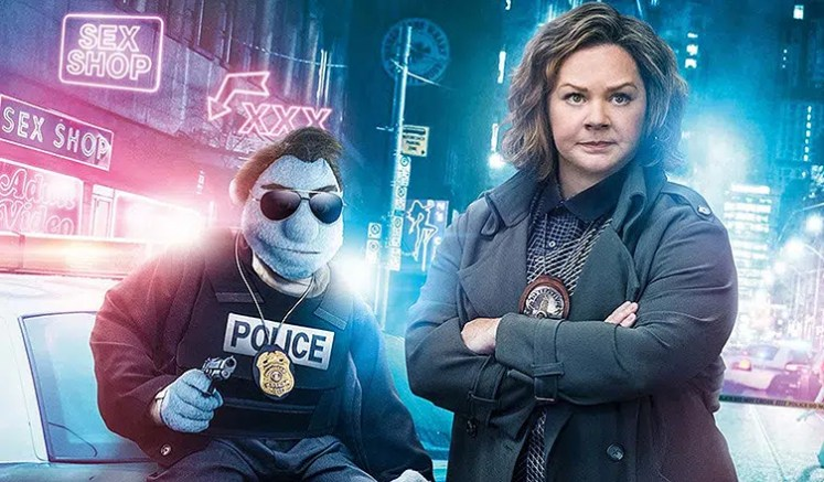 The Happytime Murders (Credit: STX)
